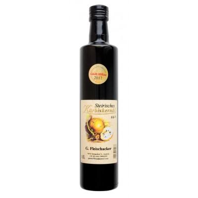 Штирийское масло 100 % тыквенных семечек 500 мл.Австрия
