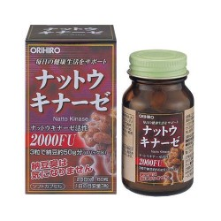 Наттокиназа №60 ORIHIRO