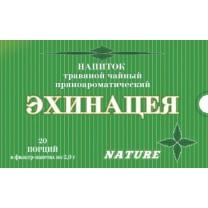ЭХИНАЦЕЯ - Напиток травяной пряноароматический
