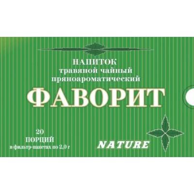 ФАВОРИТ - Напиток травяной пряноароматический