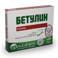 Бетулин Гепато 30 капс.