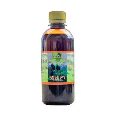 МИРТ экстракт. Лучший растительный безвредный антибиотик. Инфекционно-воспалительные заболевания
